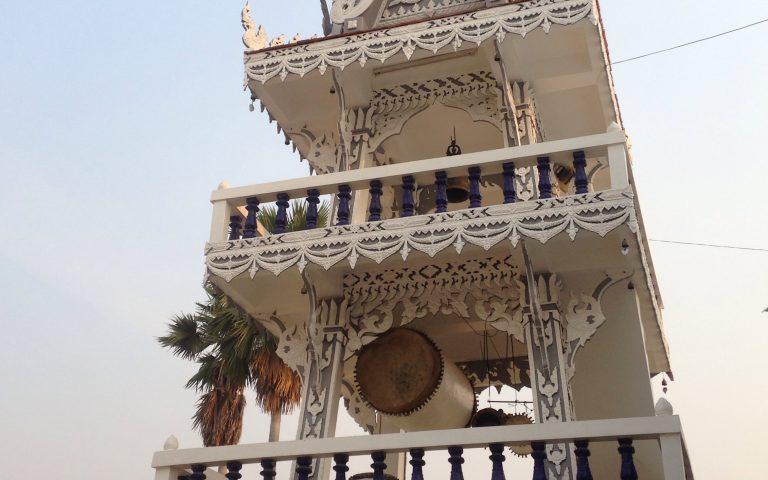 Буддийская колокольная башня (Ho Rakang)