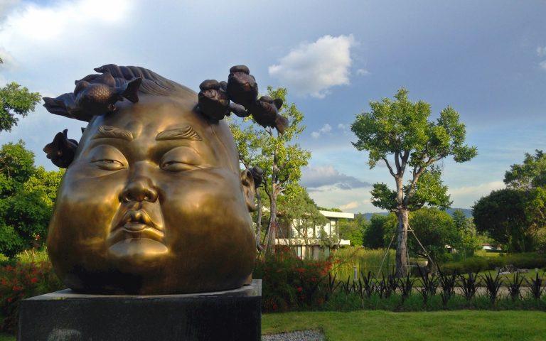Музей современного искусства Khao Yai 2