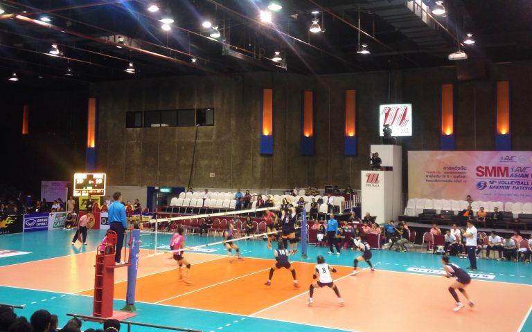 Болею за азиатский волейбол