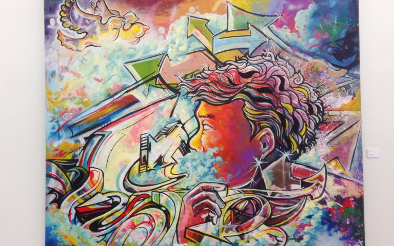 Искусство молодых художников Таиланда #14