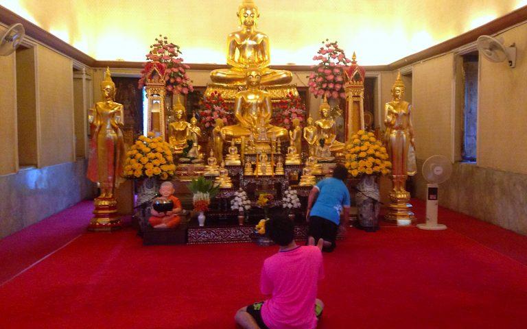 Энергетика буддийской молитвы