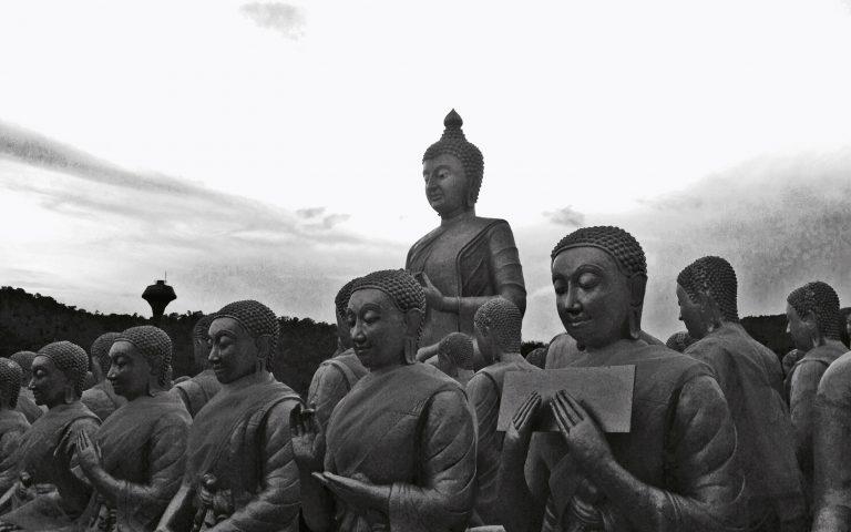 Будда и 1250 монахов 7