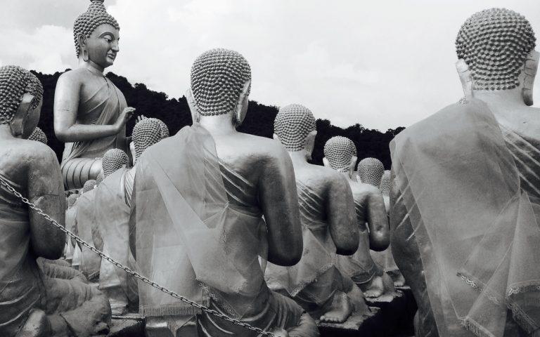 Будда и 1250 монахов 11