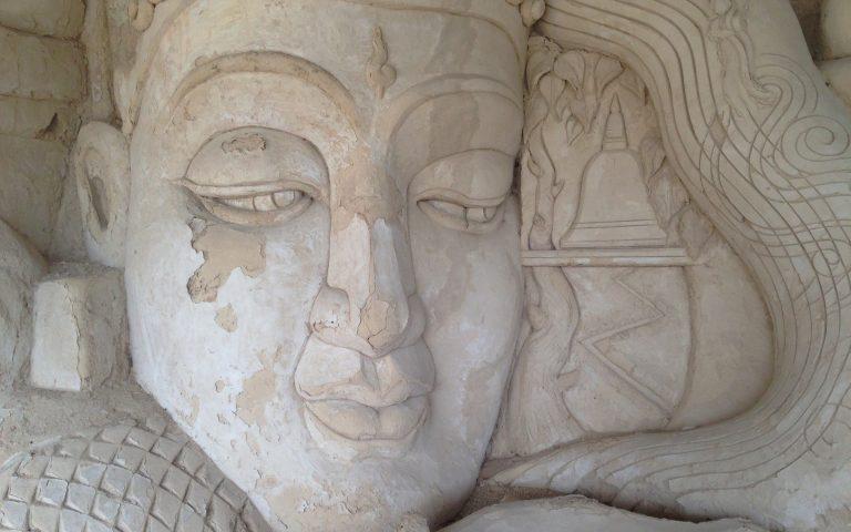 Песочный Будда 1