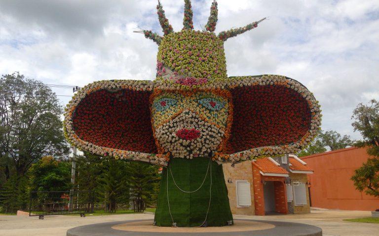 Тайский Чебурашка