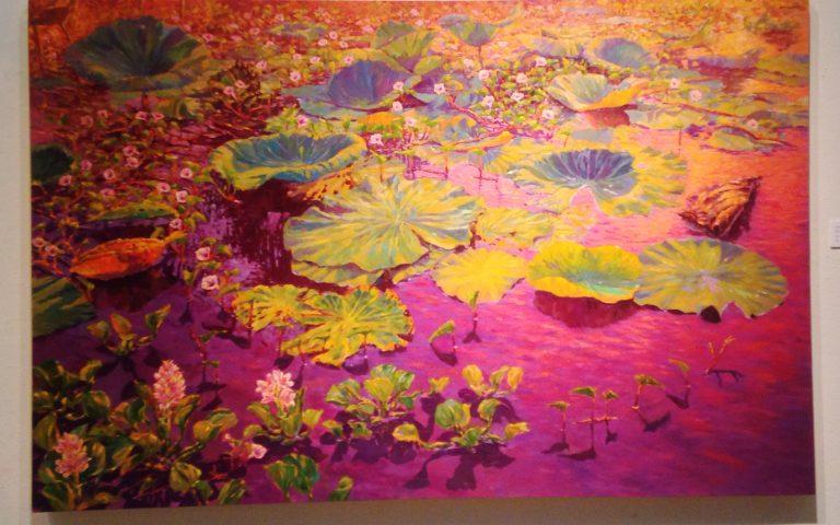 Искусство художников Северного Таиланда 7