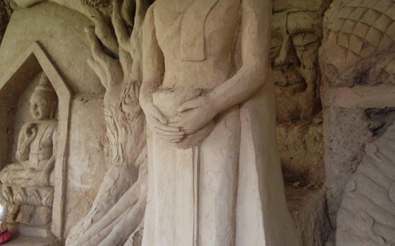 Песочный Будда 3