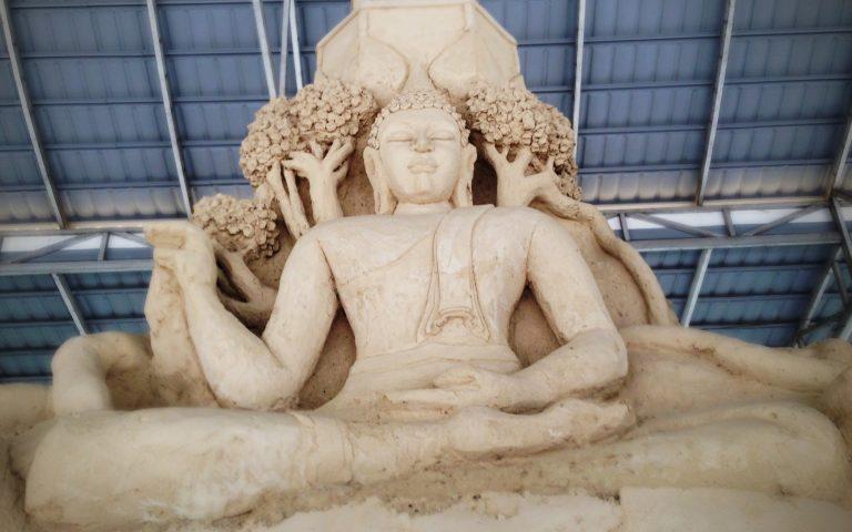Песочный Будда 4