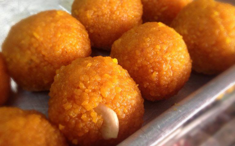 Индийские сладости атакуют 5