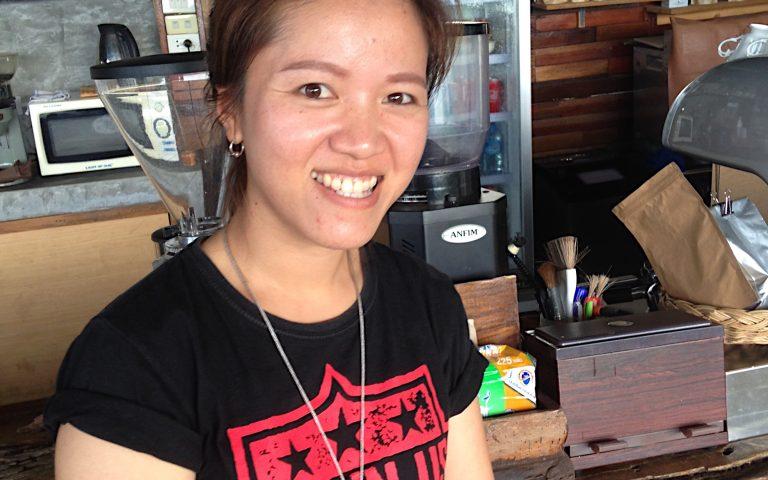 Хозяйка кофейной фермы
