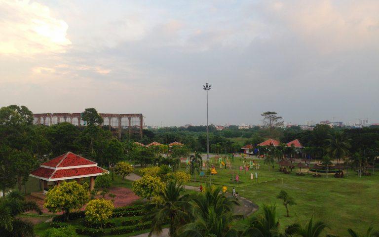 Парк Bueng Thung Sang