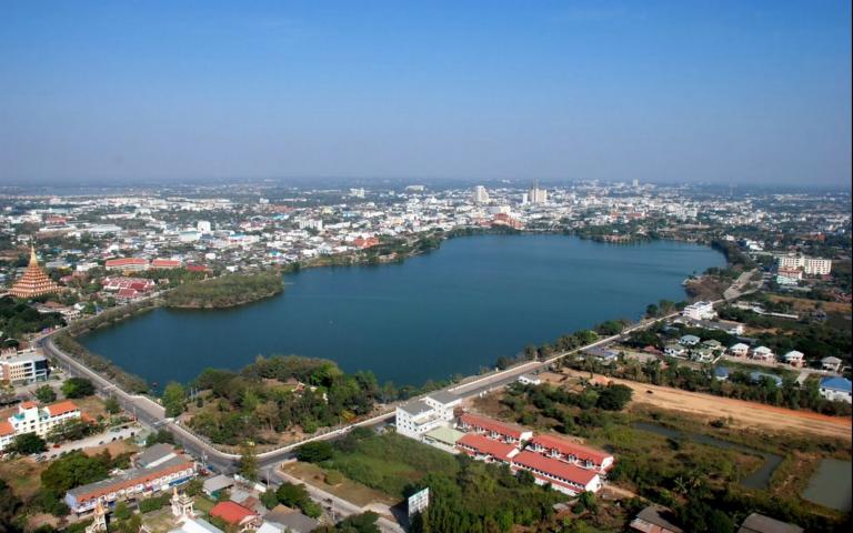 Парк Bueng Kaen Nakhon