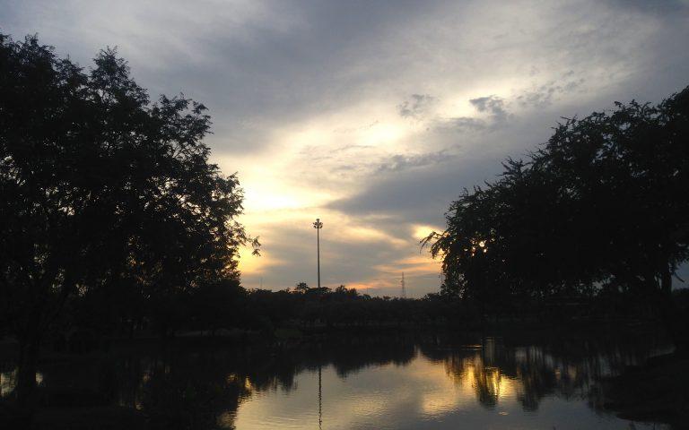 Парк здоровья в Конгене