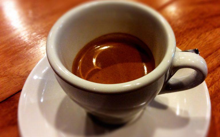 Американские корни тайской кофейни
