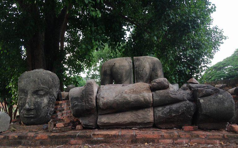 Будды Аюттхаи