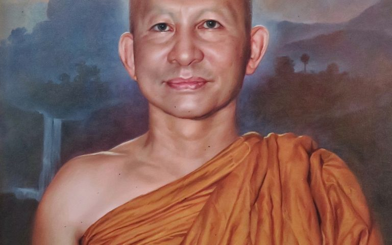 Монах, который