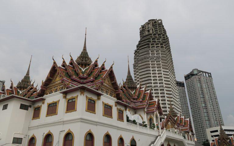 Буддийский храмовый комплекс Wat Yannawa