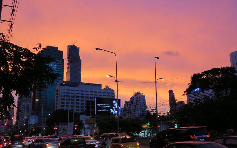 Бангкок закатный 2