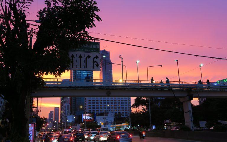 Бангкок закатный 3