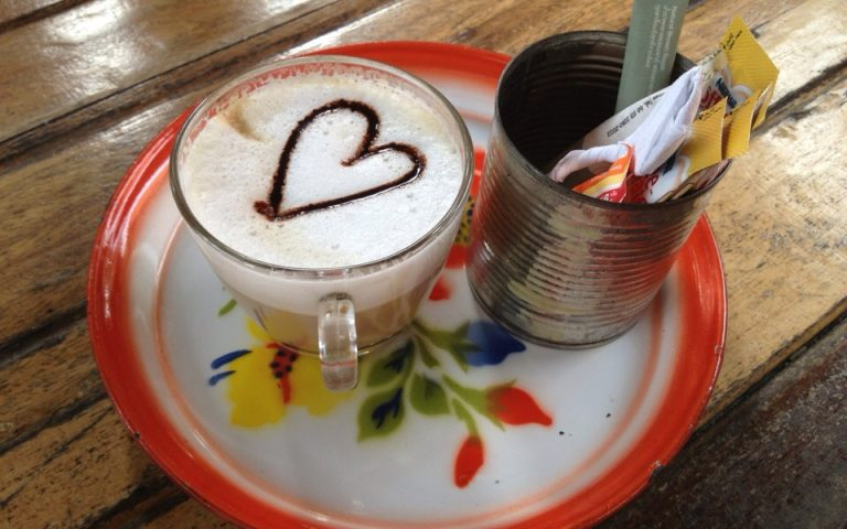 Принцип негативного кофейного 4Гэ