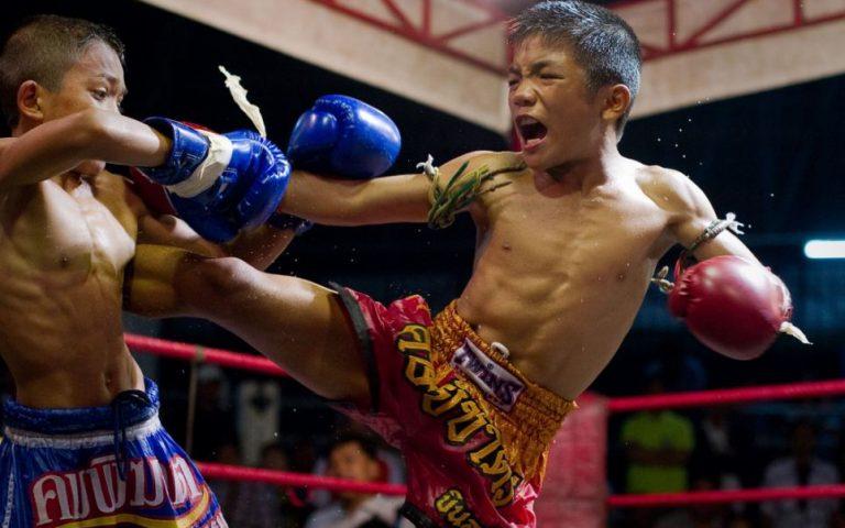 ММА, Таиланд и детские бои