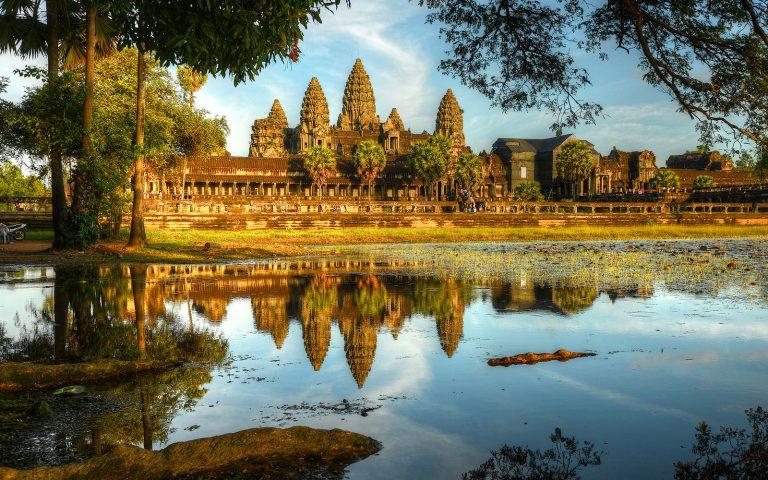 Двигаюсь в сторону Камбоджи