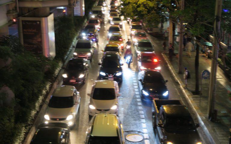 Бангкок стоит