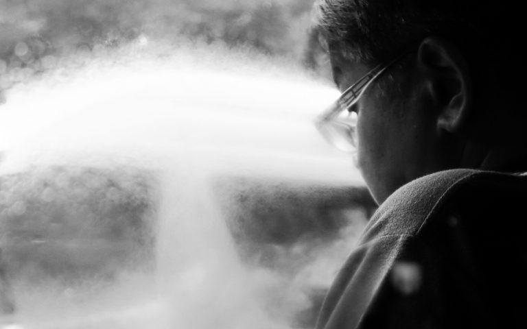 Курильщик 3