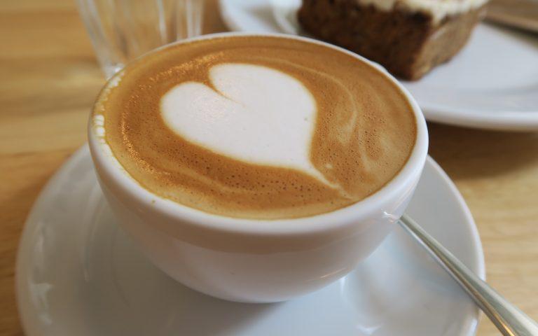 Безупречный кофе латте