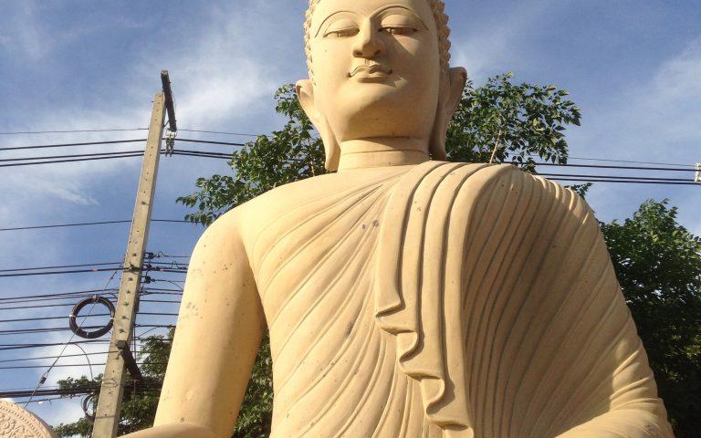 Самодостаточный Будда