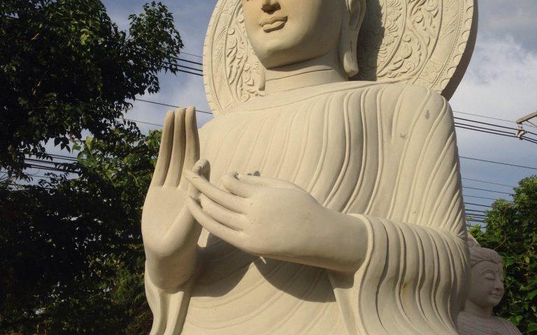 Дхармачакра мудра Будды
