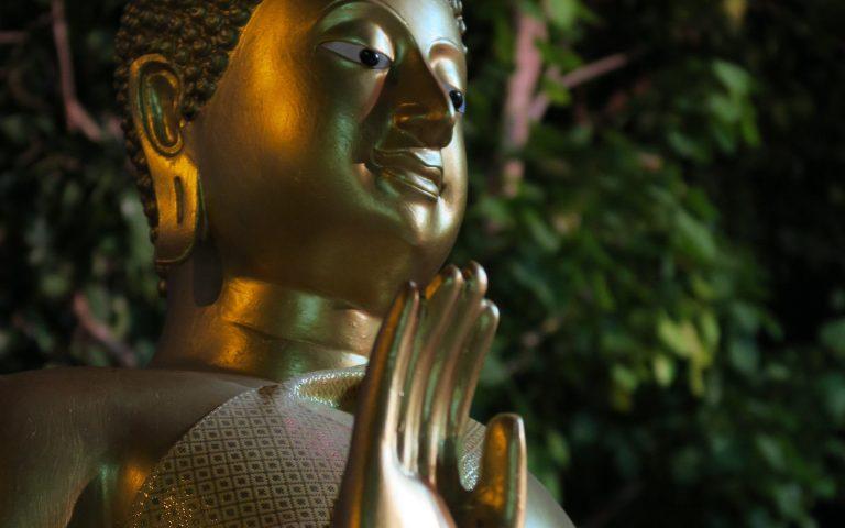 Ночной Будда