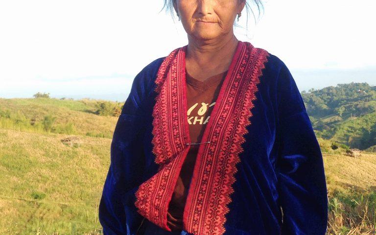 Горная бабушка