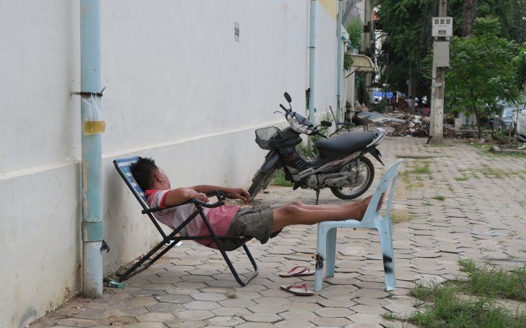 Полуденный камбоджийский сон
