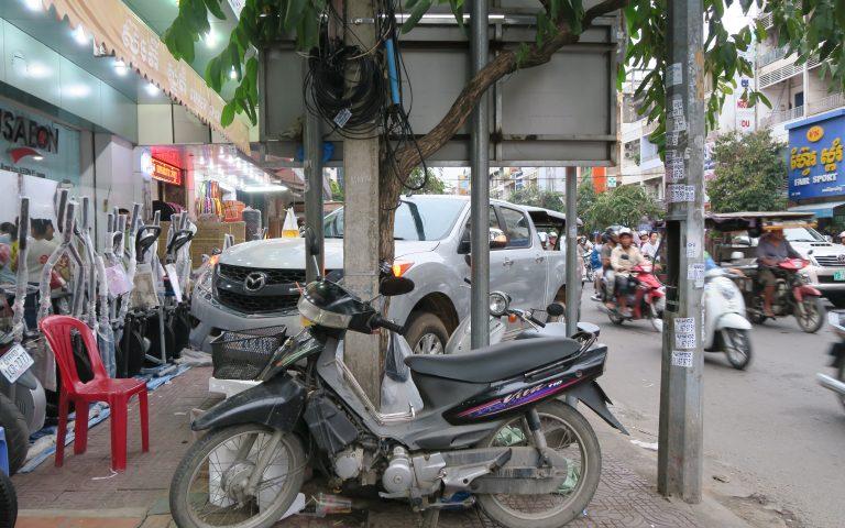 Особенности национальной парковки