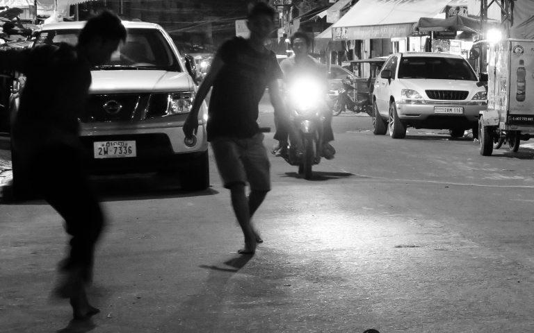 Ночной кхмерский футбол 2