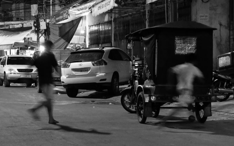 Ночной кхмерский футбол 3
