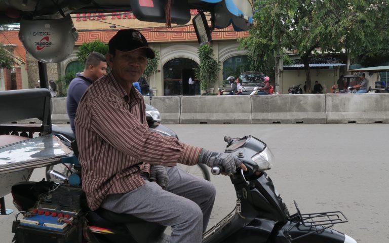 Из Пномпеня в Бангкок на тук-туке