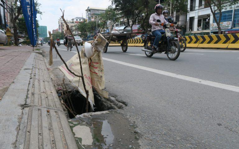 Как правильно ходить в Пномпене?
