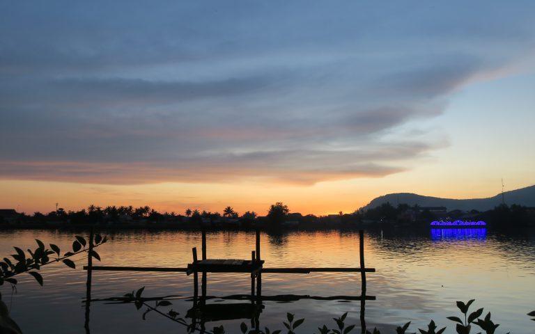 Камбоджа закатная 4