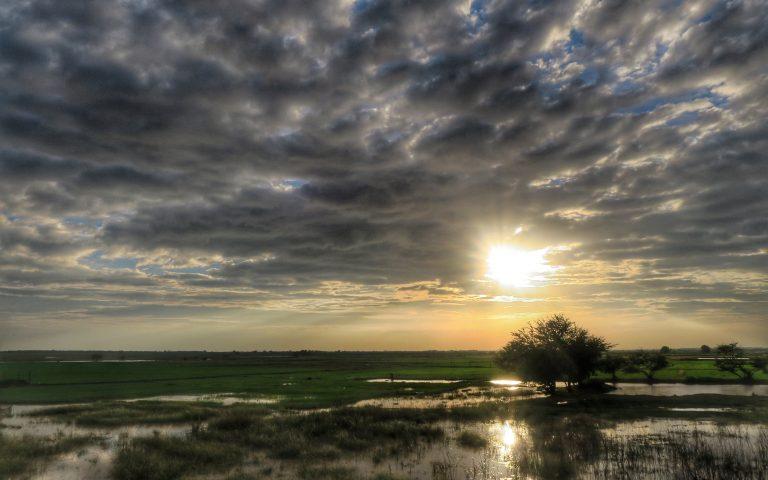 Камбоджа закатная 3