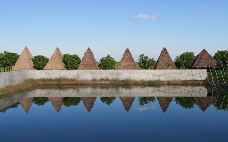 Камбоджа пирамидальная