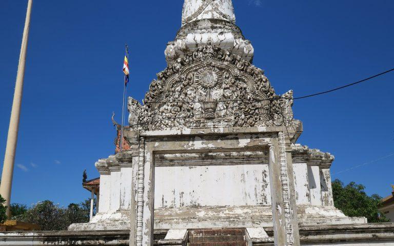 Буддийская ступа в Пномпене