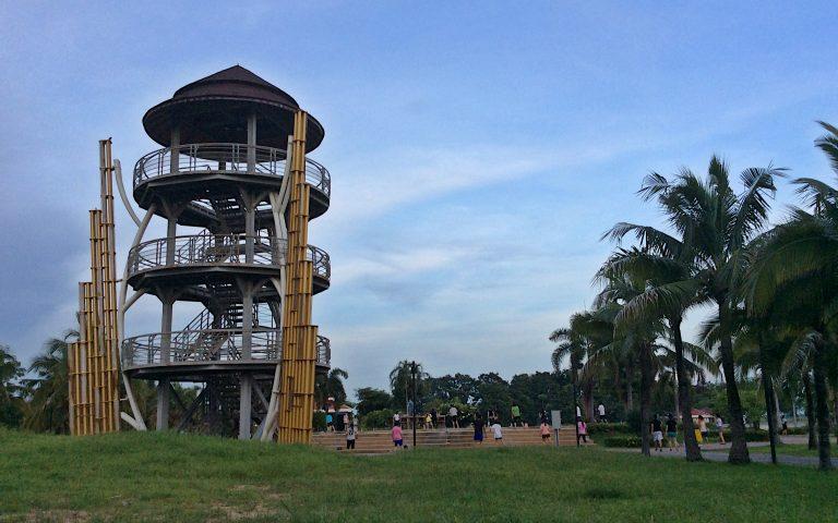 Парк Bueng Thung Sang 8