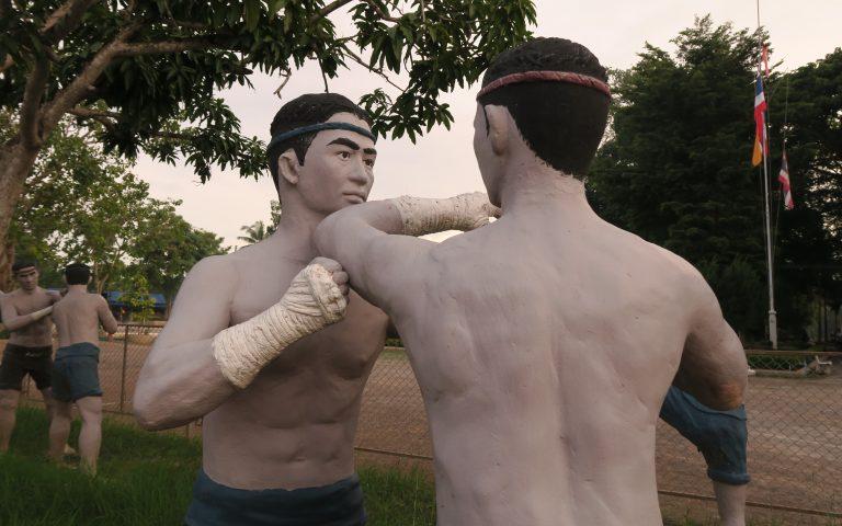 Муай Боран – древний бокс