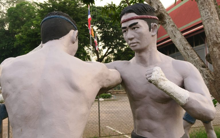 Муай Боран – древний бокс 2