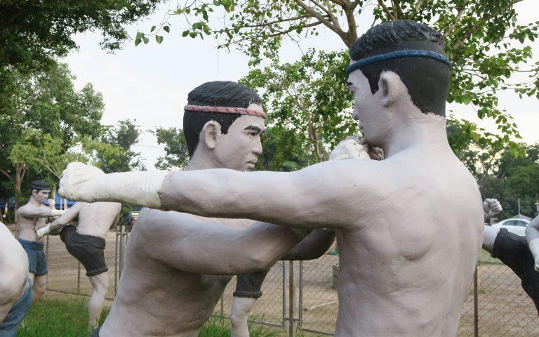 Муай Боран – древний бокс 3