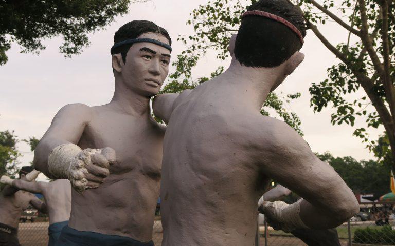 Муай Боран – древний бокс 4