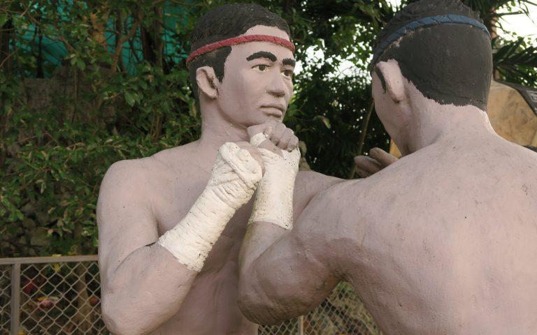 Муай Боран – древний бокс 6