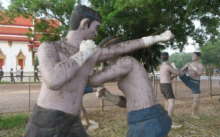 Муай Боран – древний бокс 8